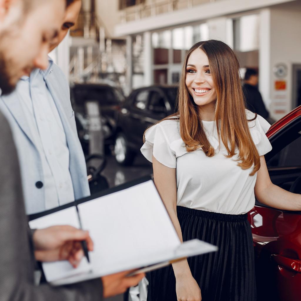 acheter une voiture d'occasion dans votre garage Brech