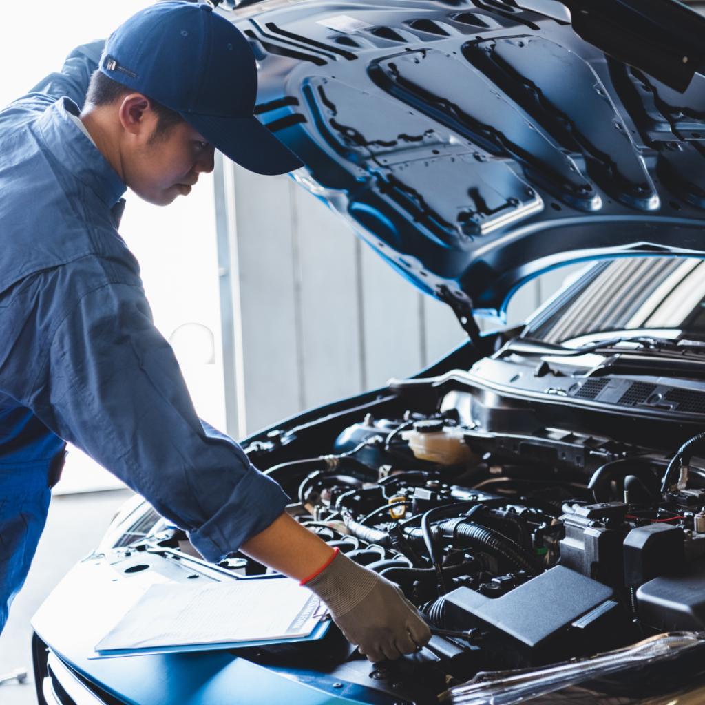 entretien et réapration de votre véhicule au garage Brech Auray automobile